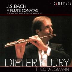 J. S. Bach: 4 Flute Sonatas