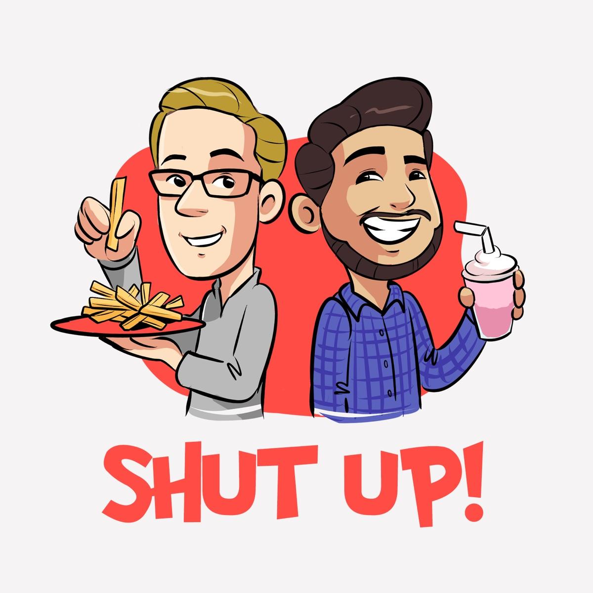 loudpvck shut up