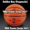 NBA teams songs Vol1