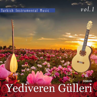 Ahmet Senyüz - Yediveren Gülleri, Vol. 1 (Turkish Instrumental Music) artwork