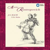 Mstislav Rostropovich - Bach: Suites for Solo Cello artwork