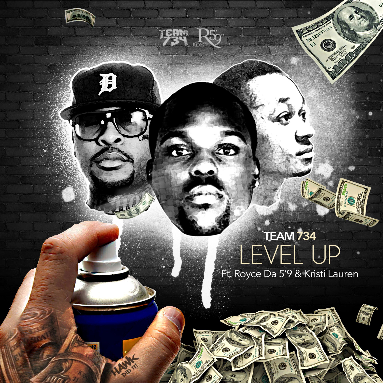Level Up (feat. Royce Da 5'9 & Kristi Lauren) - Single