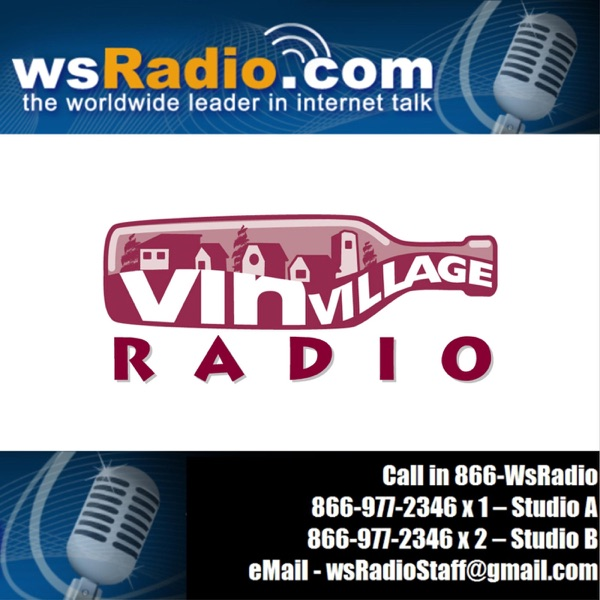 Wine and Dine on VinVillageRadio – wsRadio.com