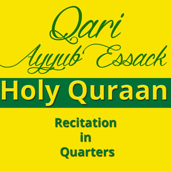 QURAAN AUDIO PODCASTS