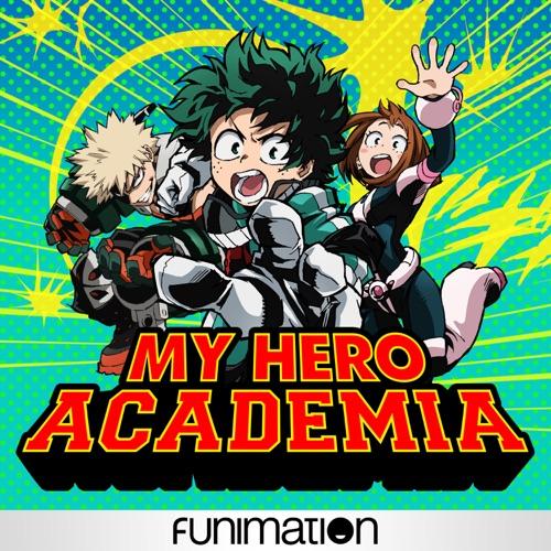 My Hero Academia Uncut, Season 1 poster