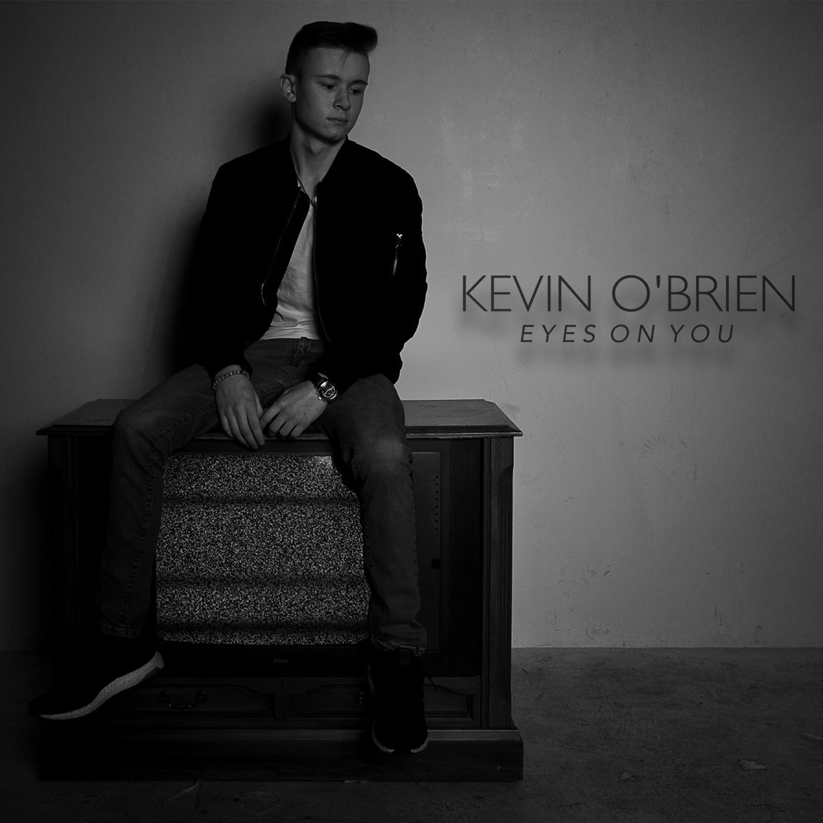 Eyes on You - EP Kevin OBrien CD cover