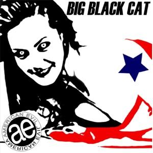 Big Black Cat - Beach Bunny Kill Kill
