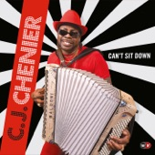 C.J. Chenier - Can't Sit Down