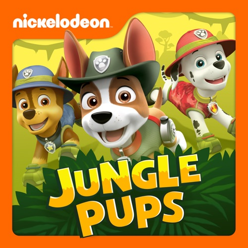 PAW Patrol, Jungle Pups poster
