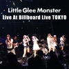 Little Glee Monster Live At Billboard Live TOKYO - EP ジャケット写真