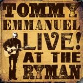 Tommy Emmanuel - Beatles Medley / Classical Gas (Live)