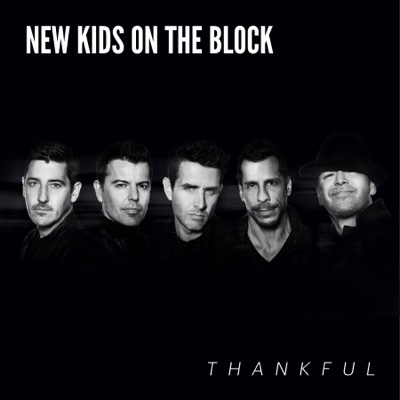 Thankful - EP - New Kids On the Block album