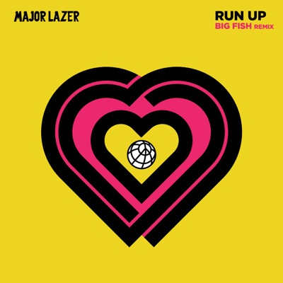 Run Up (feat. PARTYNEXTDOOR & Nicki Minaj) [Big Fish Remix] - Single - Major Lazer