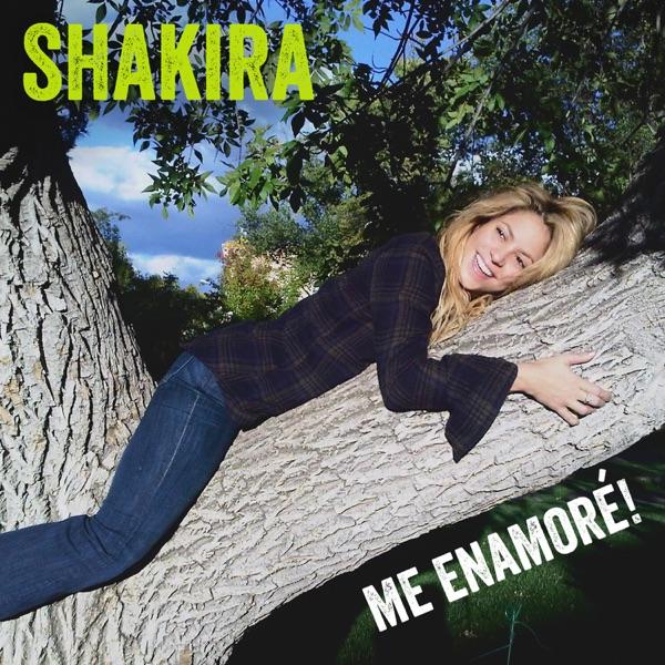 iTunes Artwork for 'Me Enamoré - Single (by Shakira)'