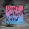 Don't Wanna Know (feat. Kendrick Lamar) [Total Ape Remix] - Single ジャケット写真