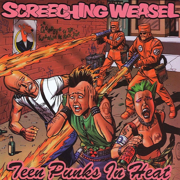 Teen Punks In Heat