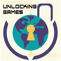 Podcast cover art for Unlocking Games