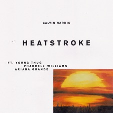 Heatstroke (feat. Young Thug, Pharrell Williams & Ariana Grande) by Calvin Harris