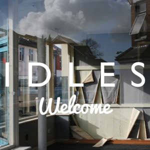 IDLES - Welcome - EP