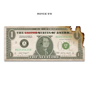 """Royce da 5'9"""" - Upside Down feat. Ashley Sorrell & Benny the Butcher"""