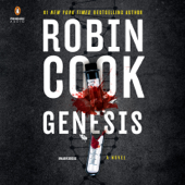 Genesis (Unabridged) - Robin Cook Cover Art