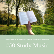 #50 Study Music - The Ultimate Study Playlist with Nature Sounds - Unlimited Stress Relief
