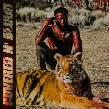 Shy Glizzy Covered N Blood music review