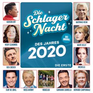 Verschiedene Interpreten - Die Schlagernacht des Jahres 2020 - Die Erste