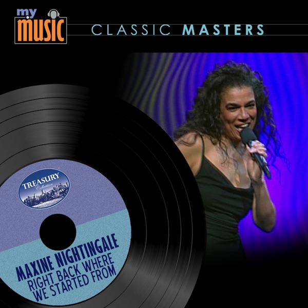 Maxine Nightingale mit Right Back Where We Started From
