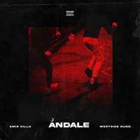 Emis Killa & Westside Gunn - Andale artwork