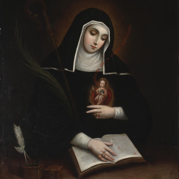 Sermons – St. Gertrude the Great