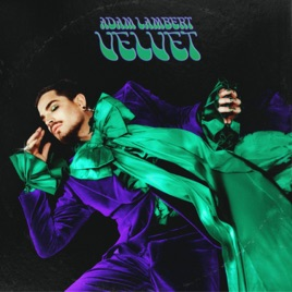 Adam Lambert – VELVET [iTunes Plus M4A]
