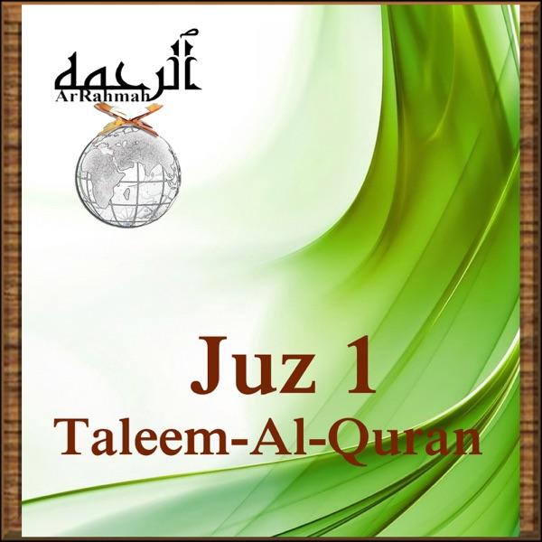 Taleem-Al-Quran-Juz 1