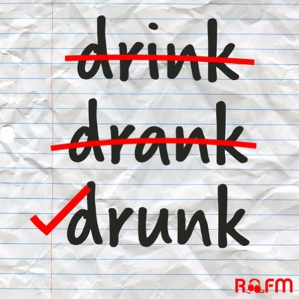 Drink Drank Drunk | A Grammar Show With A Drinking Problem