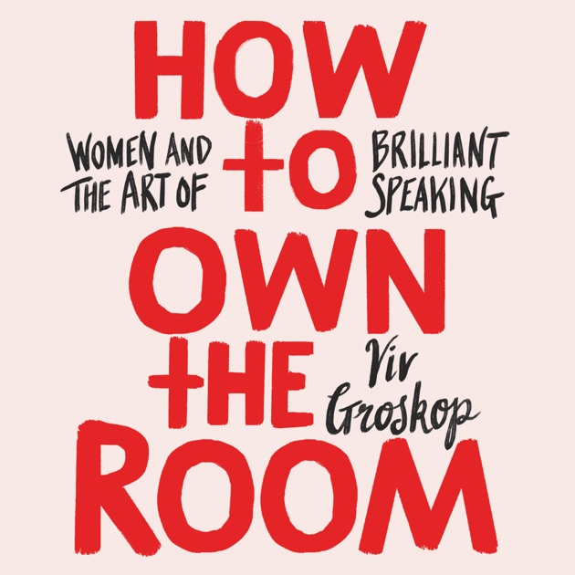 how to own the room book cover