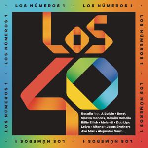 Varios Artistas - Los Nº1 de los 40 (2019)