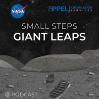 Podcast cover art for Small Steps, Giant Leaps
