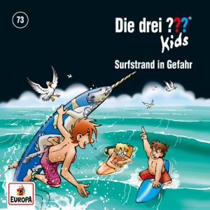 Die drei ??? Kids - Folge 73: Surfstrand in Gefahr