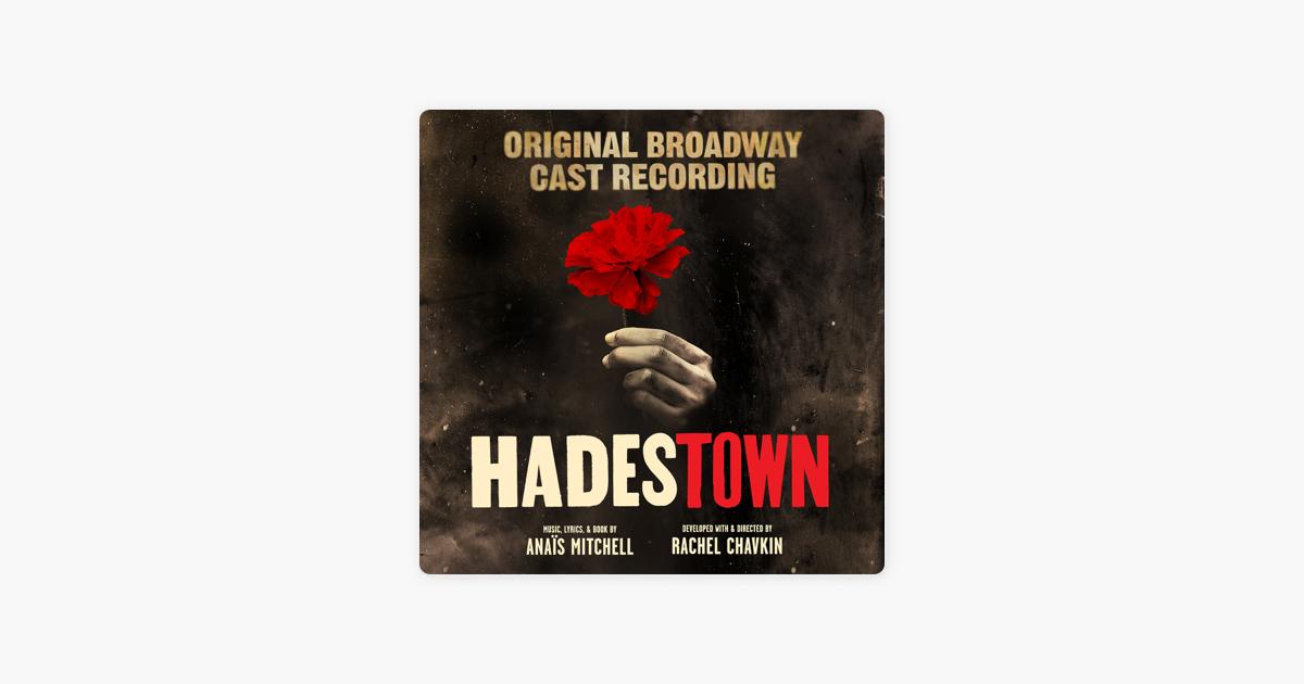 Hadestown (Original Broadway Cast Recording) by Anaïs Mitchell