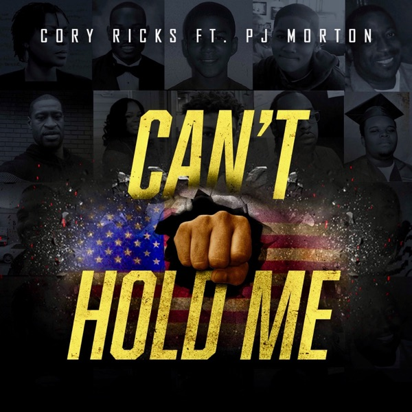 Can't Hold Me (feat. PJ Morton) - Single