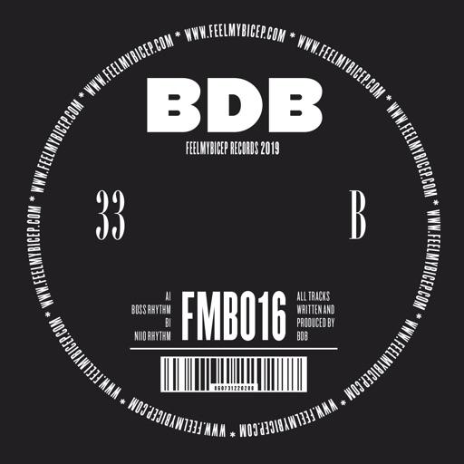 Boss Rhythm - EP by BDB