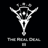 The Real Deal - Rockin' With the Band Grafik