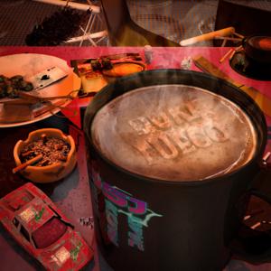 Duki & Fuego - Café feat. Luyo