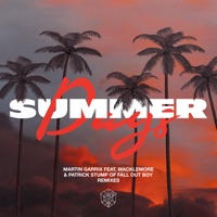 Summer Days (Lost Frequencies rmx) - MARTIN GARRIX - MACKLEMORE - PATRICK STUMP