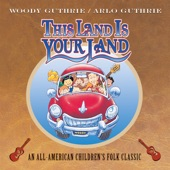 This Land Is Your Land: An All-American Children's Folk Classic