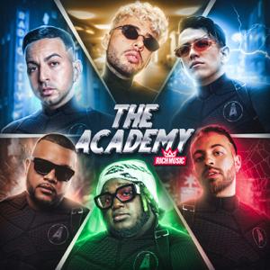 Rich Music LTD, Sech & Dalex - The Academy feat. Justin Quiles, Lenny Tavárez & Feid