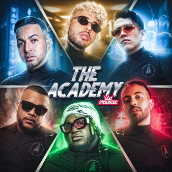Rich Music LTD, Sech & Dalex The Academy (feat. Justin Quiles, Lenny Tavárez & Feid) music review
