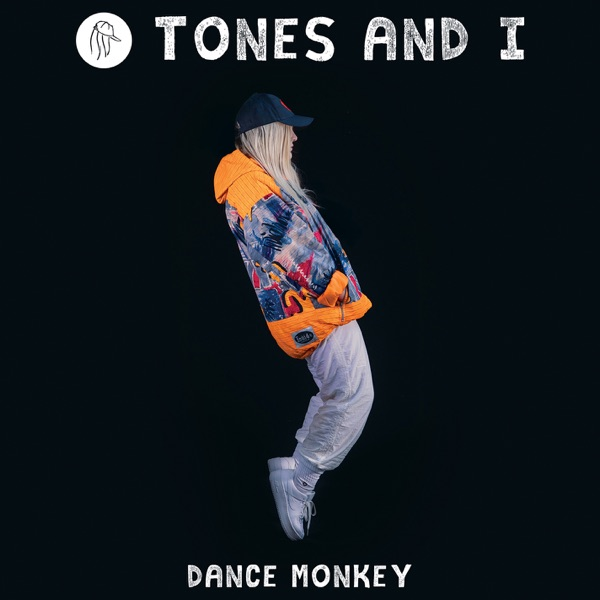 Cover art for Dance Monkey