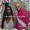 IZA & Maejor - Let Me Be The One ilustración