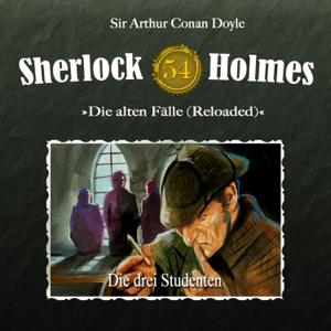 Sherlock Holmes - Die alten Fälle (Reloaded), Fall 54: Die drei Studenten